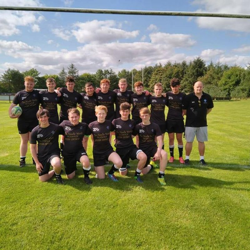 Colts lose to Tynedale Colts 0 - 49