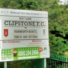 Fixture and advertising boards