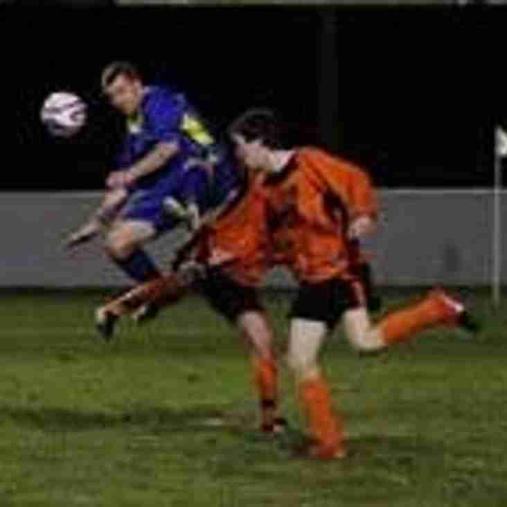 Evans double see Llangefni go top