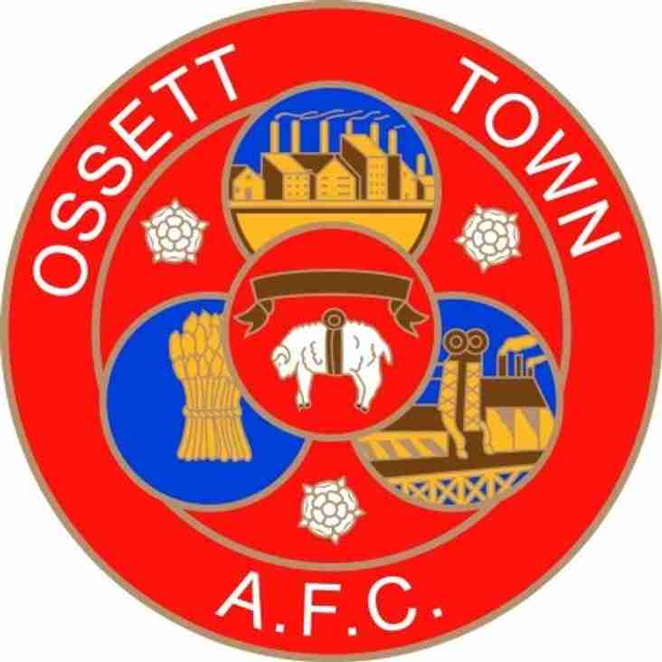 Bank Holiday Monday is Ossett Derby Day!