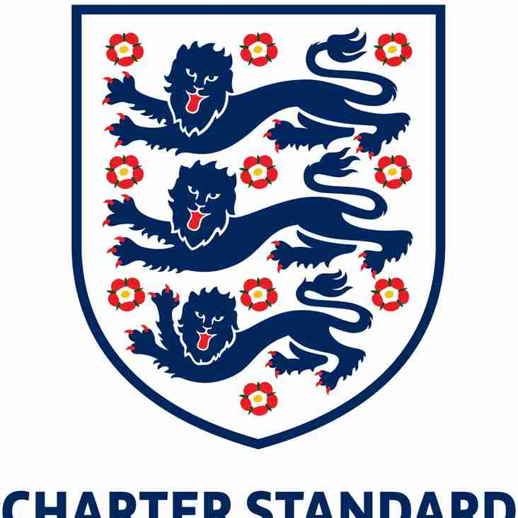 Important FA Charter Standard Update
