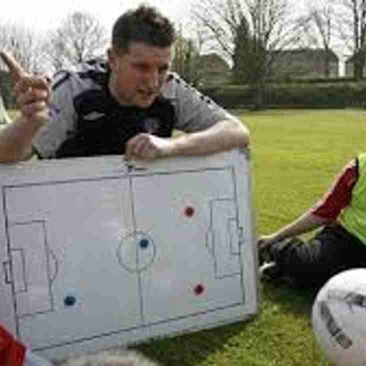 FA Youth Award Module 1 Course - UPDATE