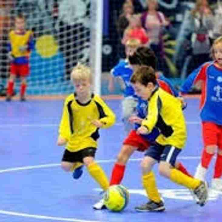 Indoor Football at Futsal UK a Great Success