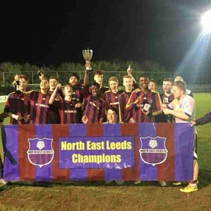 U18 Challenge Cup Final Winners - North East Leeds
