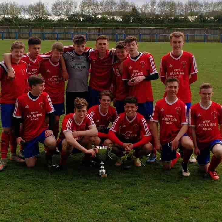 U17 Challenge Cup Winners