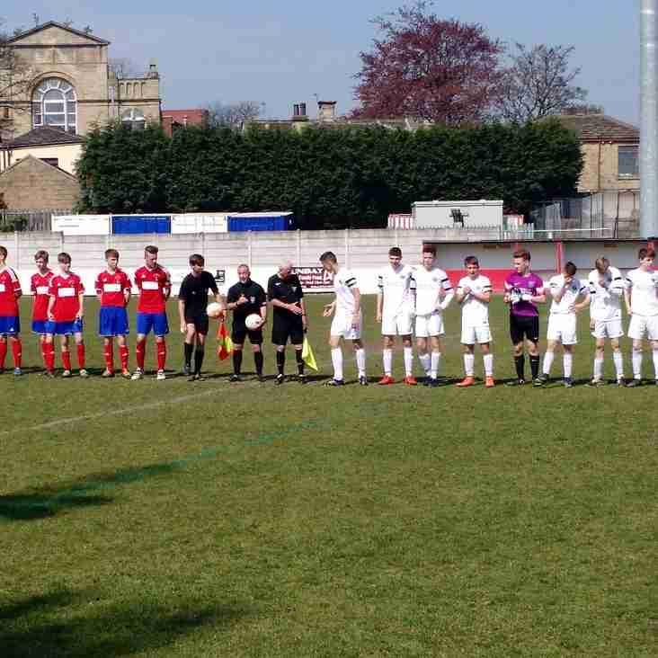 U15 Challenge Cup Winners