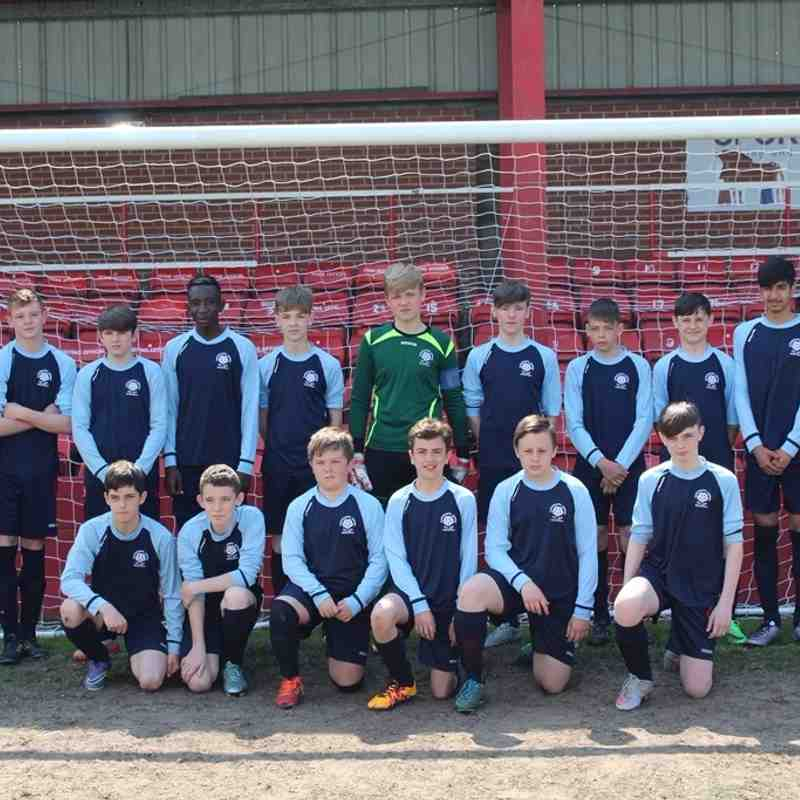 Alverthorpe U14