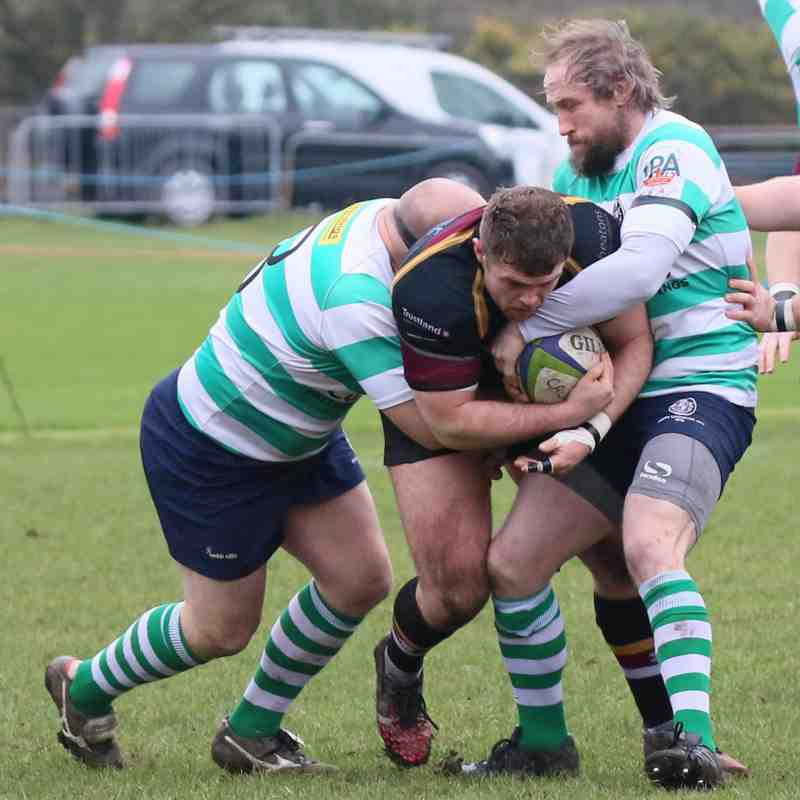 Caldy v South Leicester