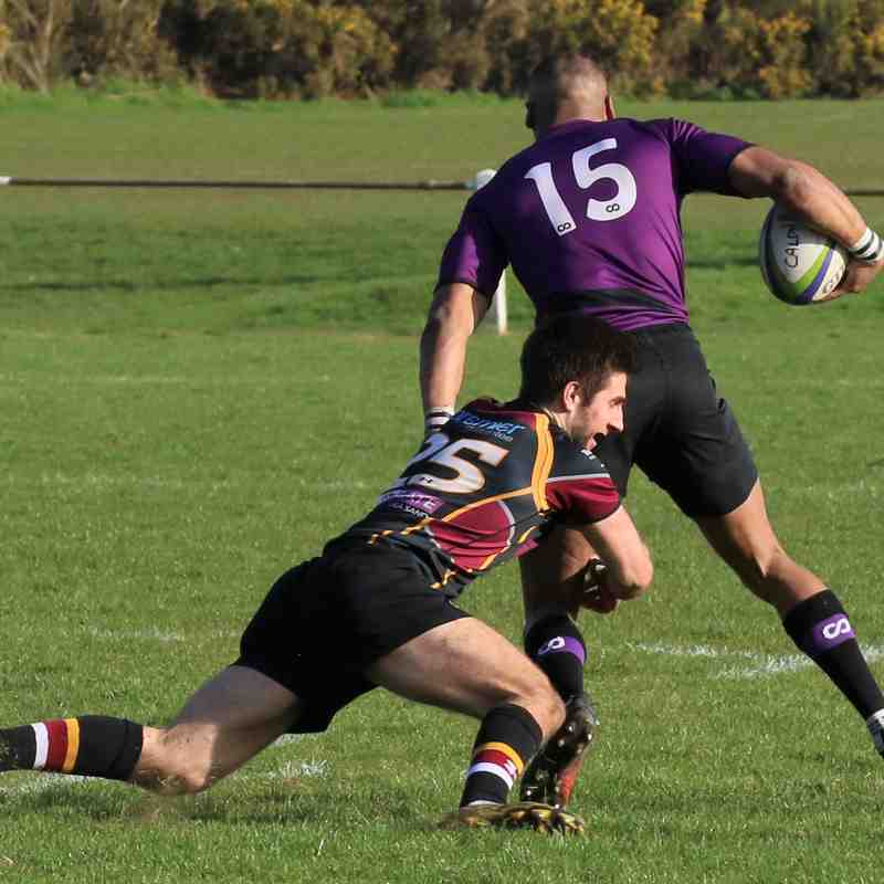 Caldy v Leicester Lions