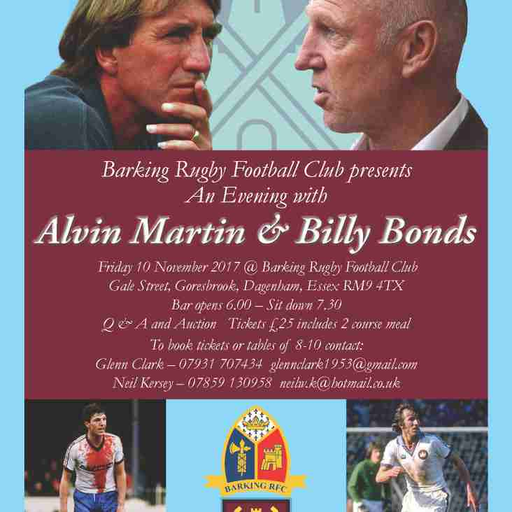 A Night with Football Legends