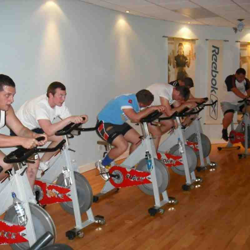 Training (Spinnig) 09