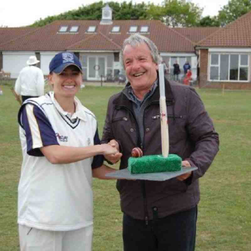 Vs Brighton & Hove 1/5/11