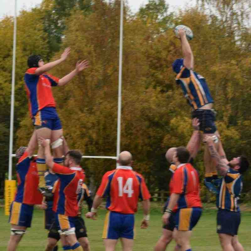 First XV v Market Bosworth - Sat 29 Oct 2016