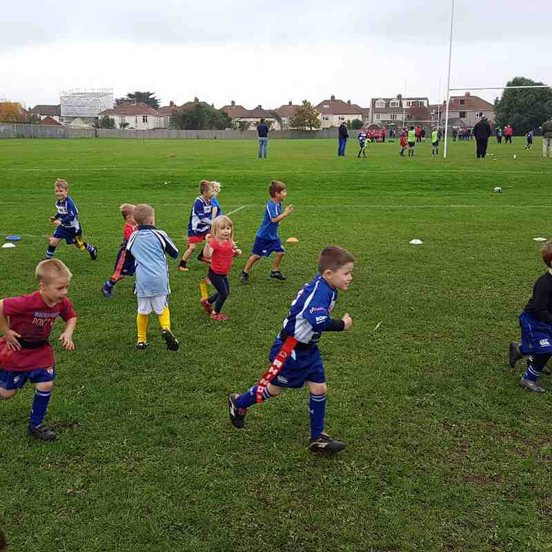 U7/U6 Training 2016 Shots