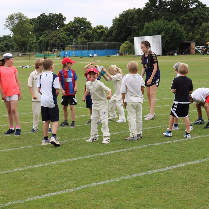Colts Day A Great Success<