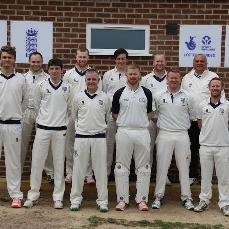 2nd XI PROMOTED<