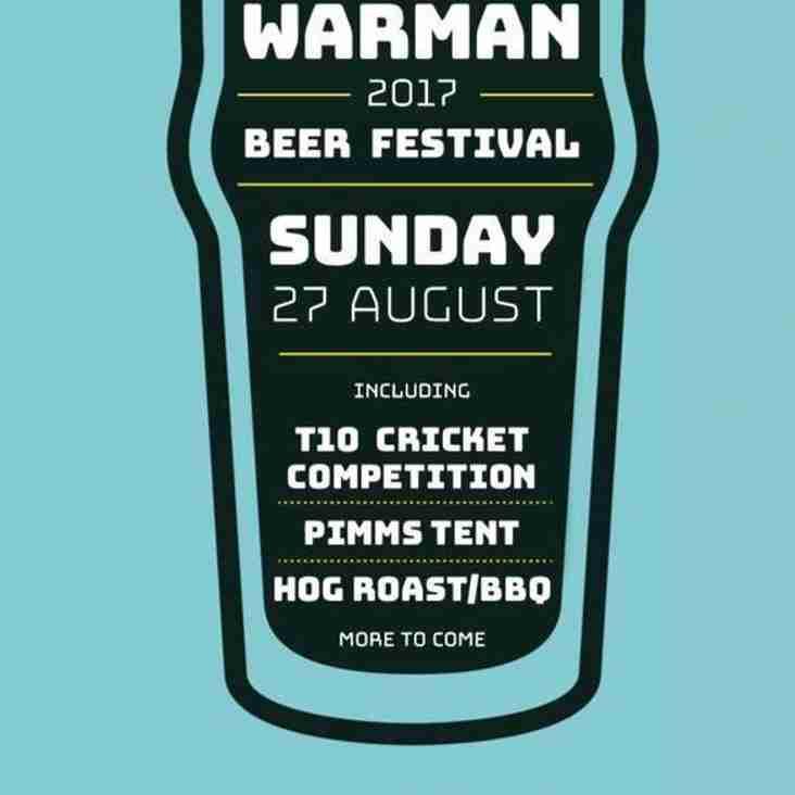 Warman Beer Festival