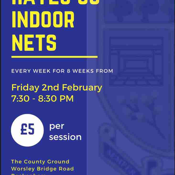 Indoor NETS