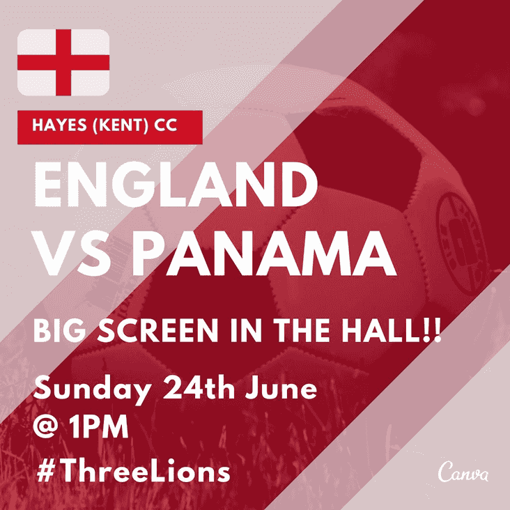 England v Panama WORLD CUP