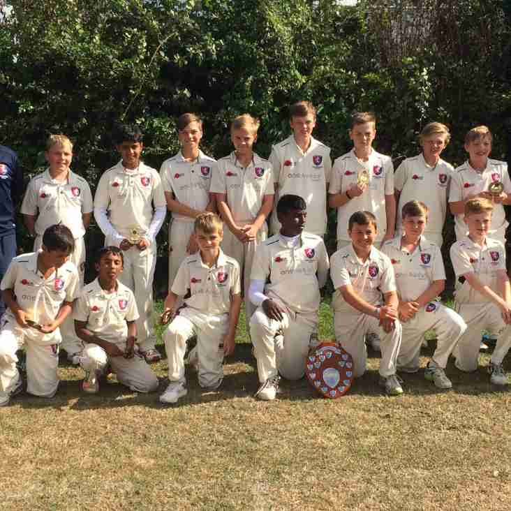 Hayes Junior in Kent Win