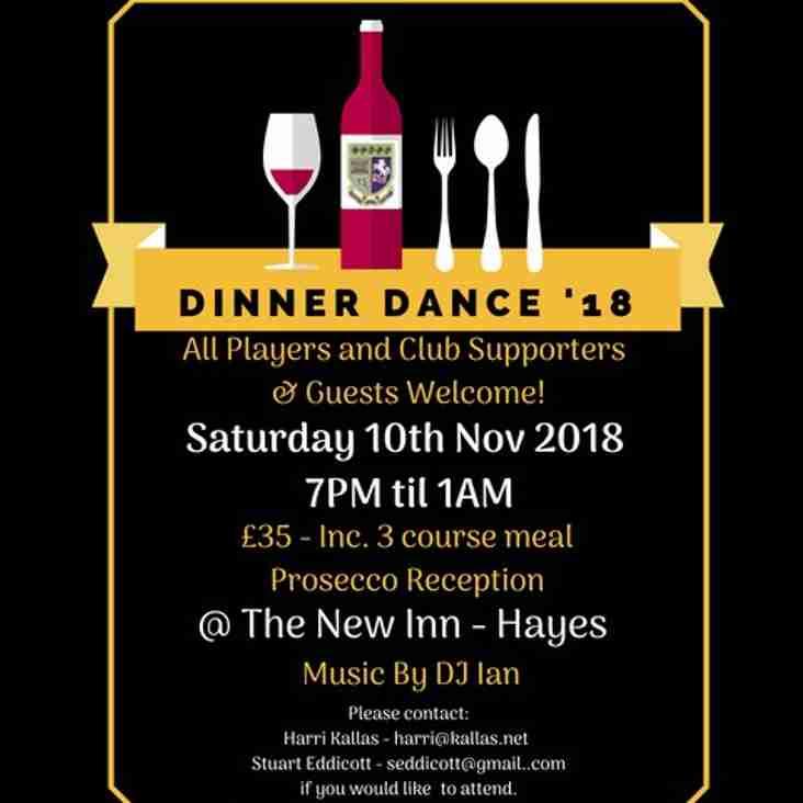 Dinner Dance 2018