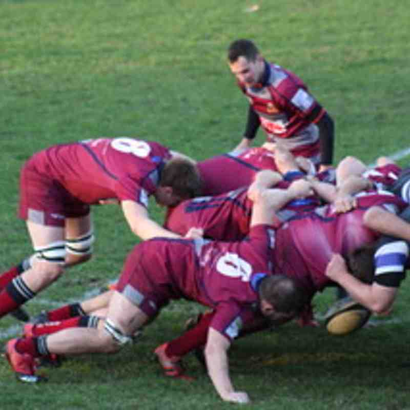 Barking v Chingford (5/11/16) By Paul Page