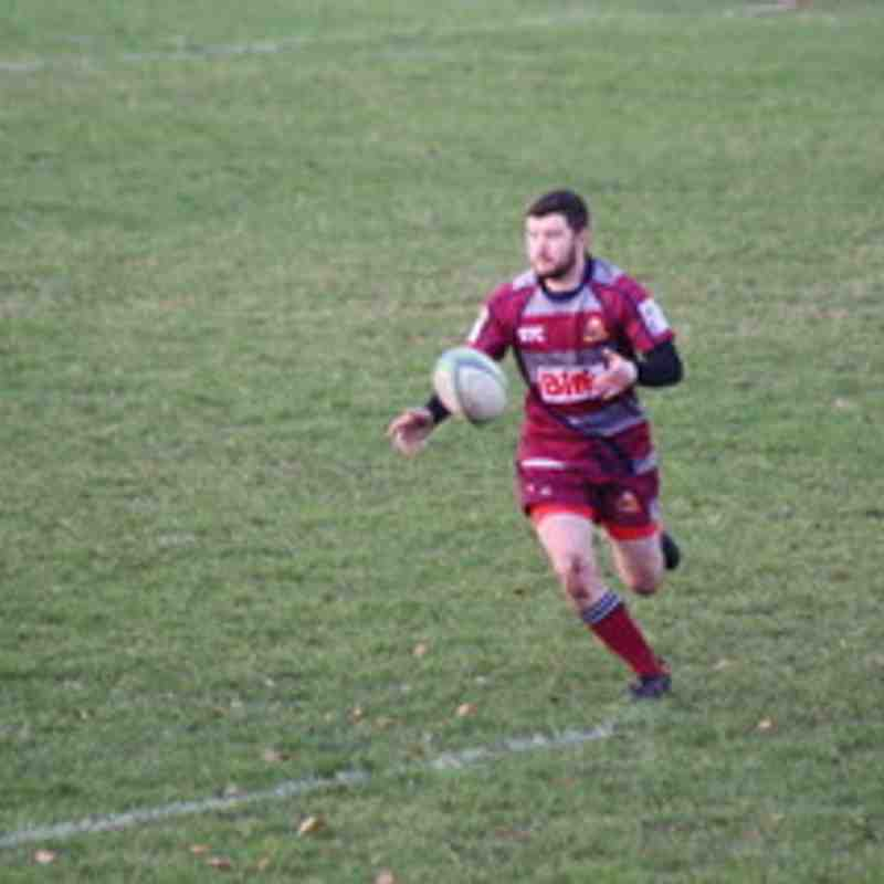 Barking v Fullerians (25/11/16) Photos by Paul Page