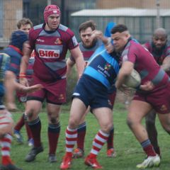Barking v Coopers (19/1/19) Replayed match