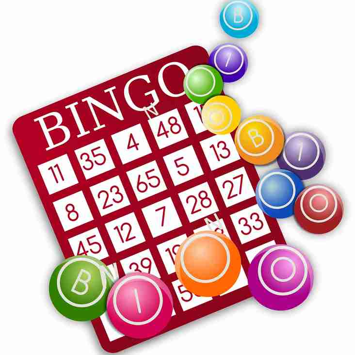 Bingo Night Saturday 3rd March