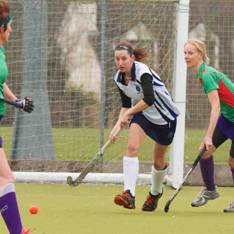 MHC Ladies 3s V Windsor 18/2/17