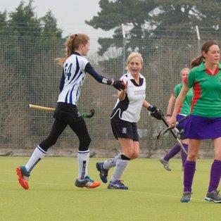 Maidenhead Ladies 3s 2 - 0 Windsor