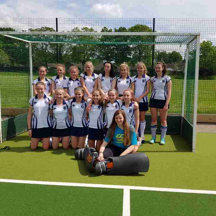 Success for our U14 Girls as they head for Performance Centre Assessment