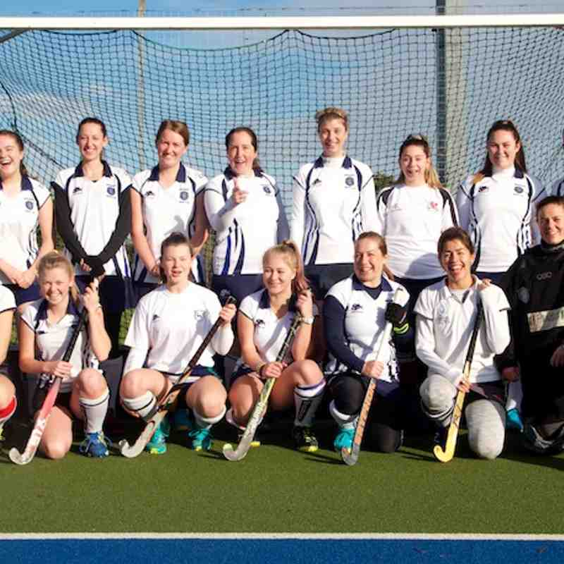 Ladies 3s V Oxford Nov18