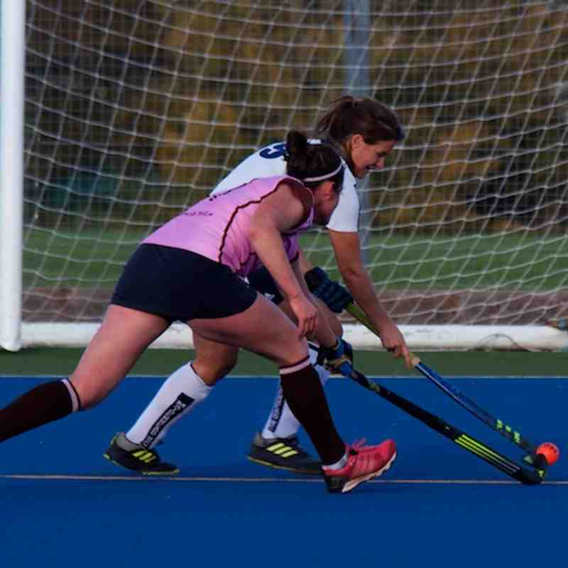 Ladies 1s V Teddington Nov18
