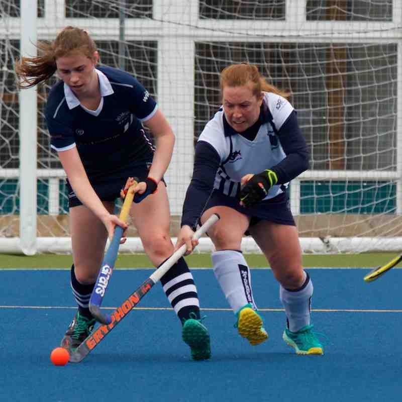 Ladies 3s V Oxford Uni 16/03/19