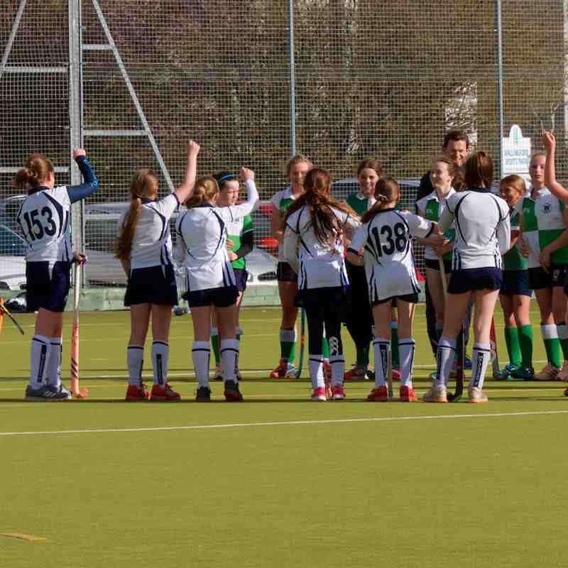 U12 Girls V Wallingford 17/03/19