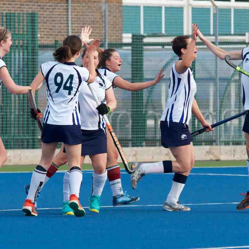 Ladies 3s V South Berks Mar 2019