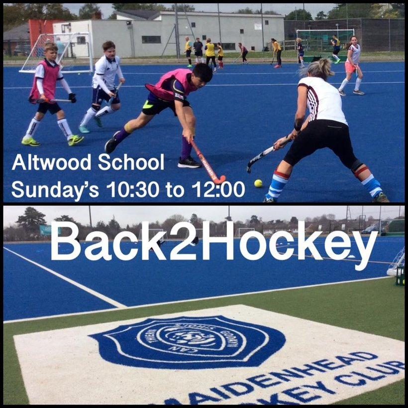 Back To Hockey 2019 News Maidenhead Hockey Club
