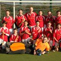 Southampton University 3 vs. Yateley 3