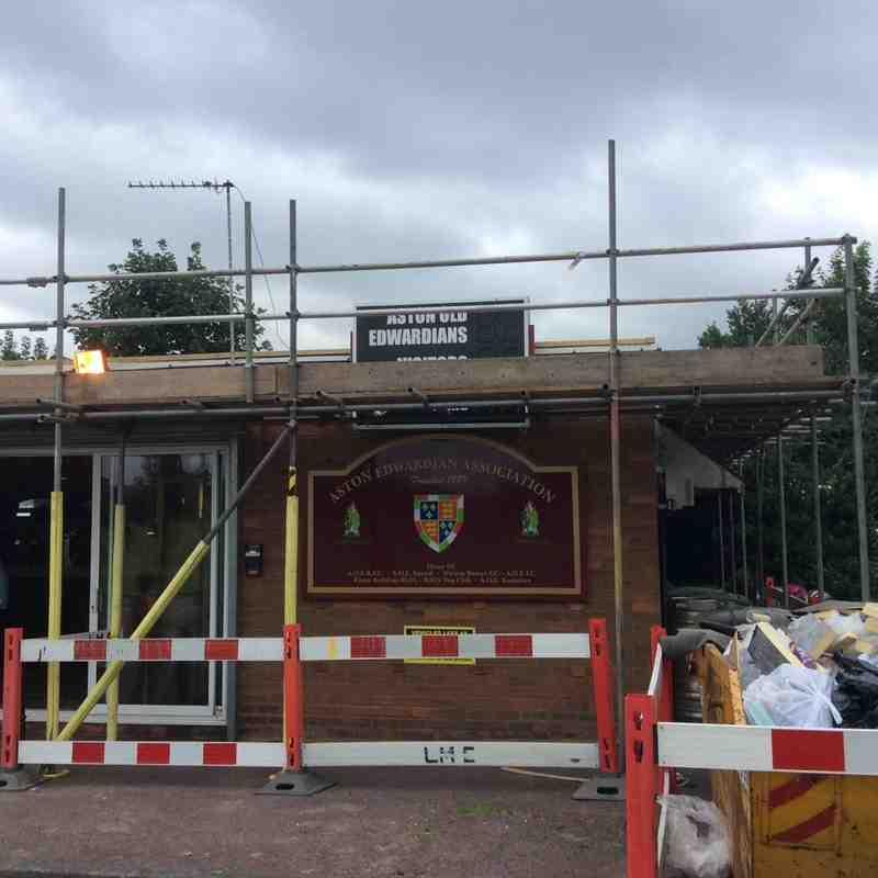 LMC roof renovations