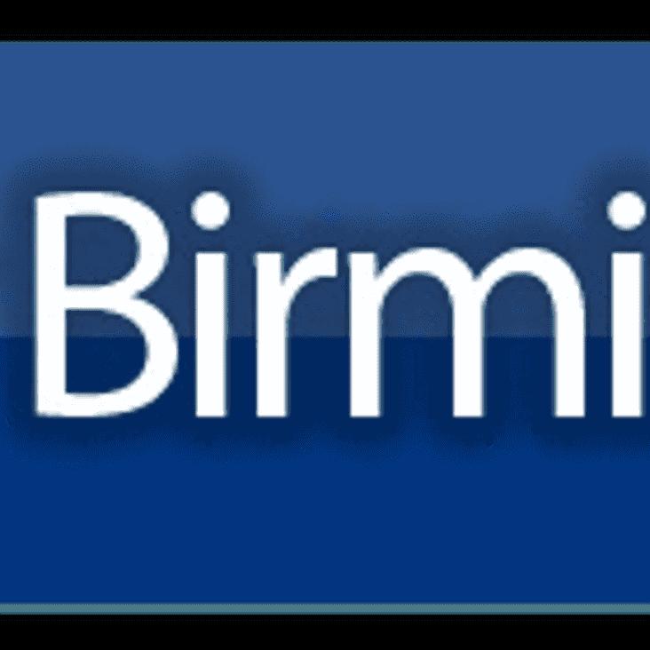 Greater Birmingham Colts - Trials & Training