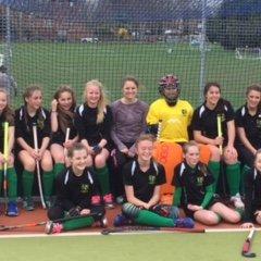 EH U14 Girls Tier 2 Champs Stourport vs. South Berkshire U14 Girls Perf