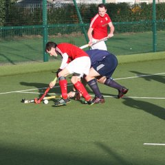 Mens 1xi v COP - Saturday 30 January 2016