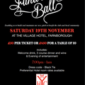 YHC Charity Ball - Auction Items Required