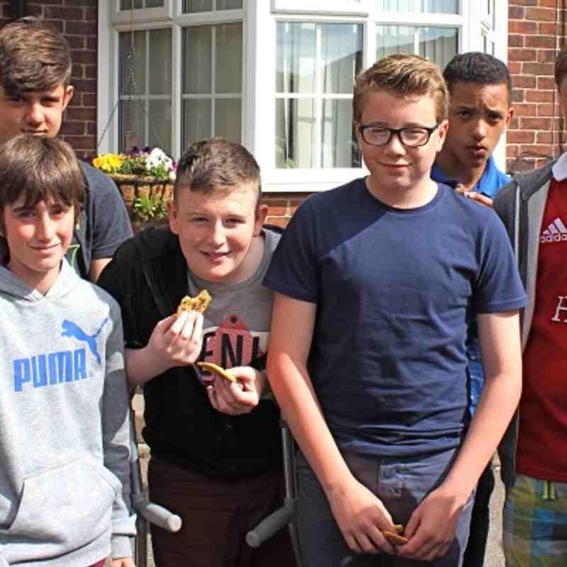 Berwick Middle School fundraising
