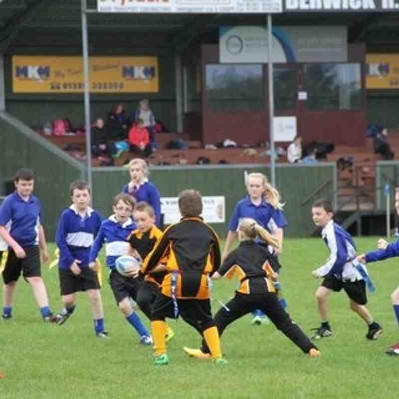 KS2 Schools Tag Rugby Festival - 3rd October 2014