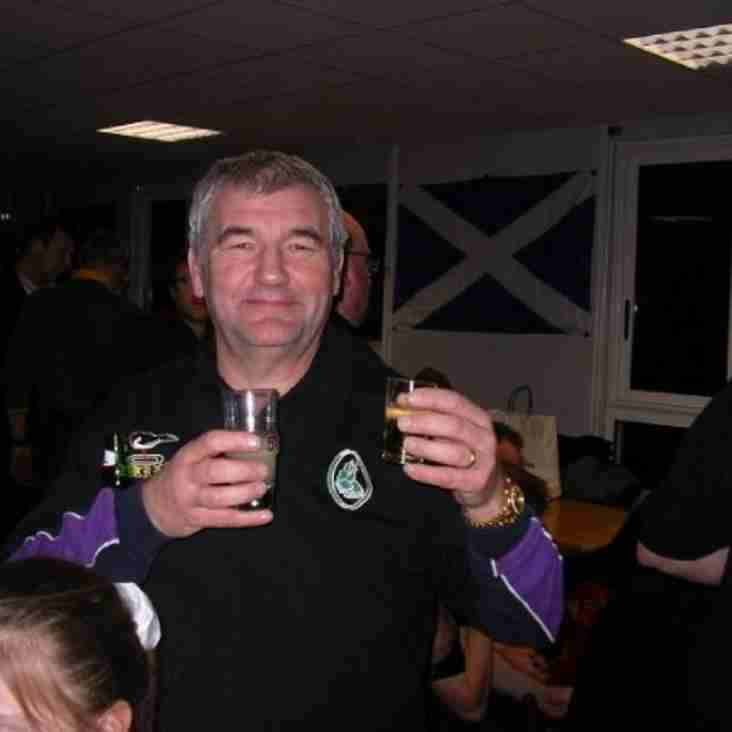 Tom Keir - Funeral Arrangements, Weds 20 April