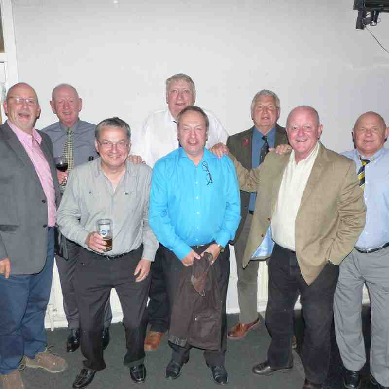 Stag Dinner & Wombles Weekend 3 Oct 15