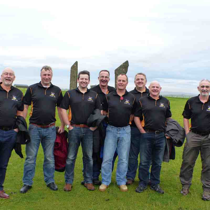 EKRFC in Orkney, 6-8 Nov 15