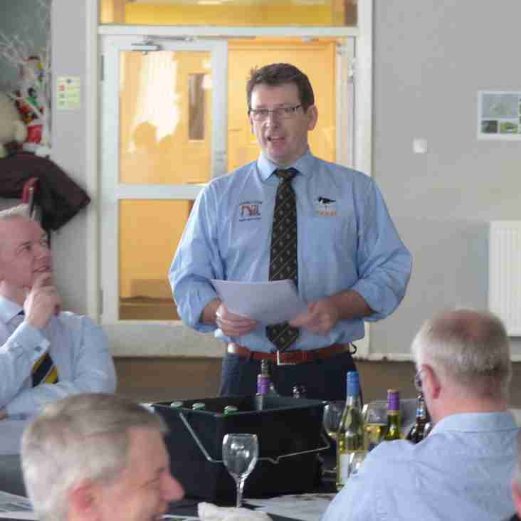 EKRFC launch Facilities Fund @ Sponsors Lunch